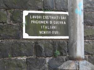 Velké Žernoseky Italové-vězni